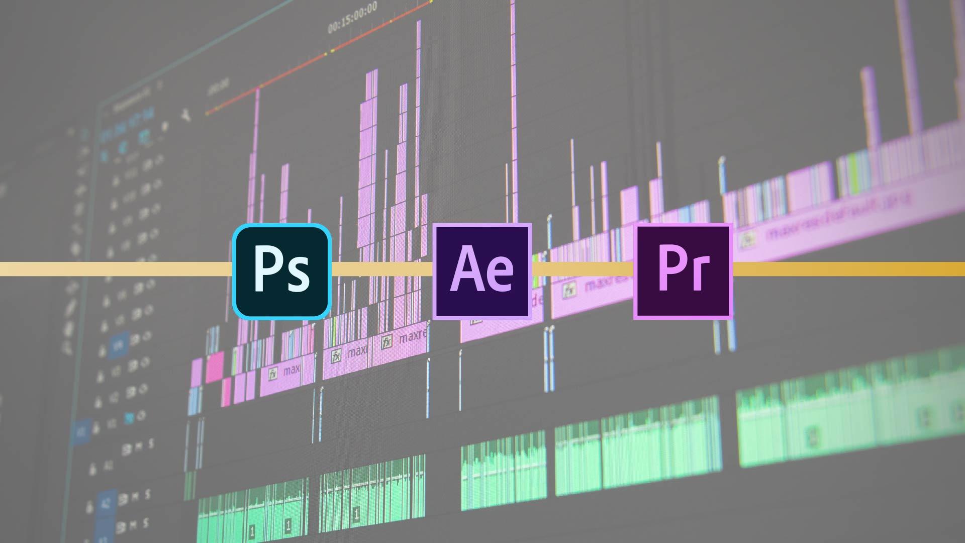 動画編集で知っておくべき基本的な3工程